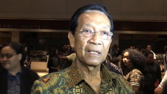 Sultan Hamengkubuwono X Khawatir PSBB Total DKI Berdampak ke DIY