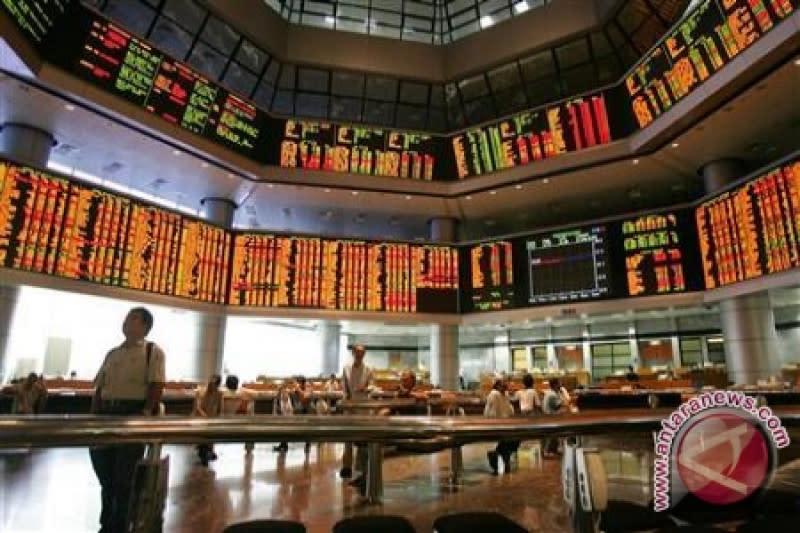 Bursa saham Malaysia berakhir naik 0,17 persen