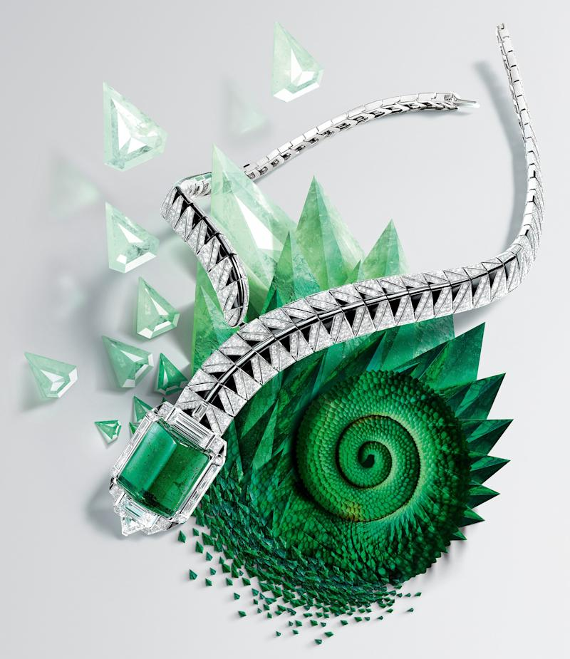Cartier Opheis necklace