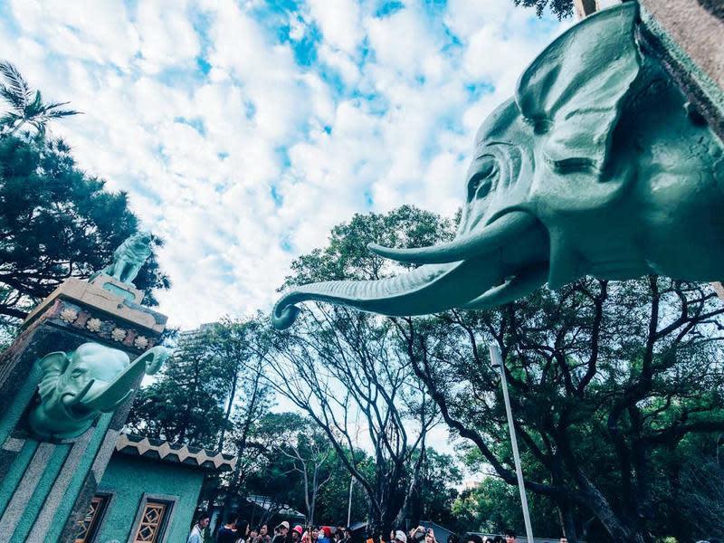 2號「大象門」
