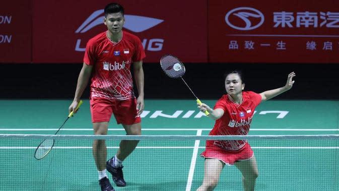 Praveen / Melati Gagal ke Semifinal Fuzhou China Terbuka 2019