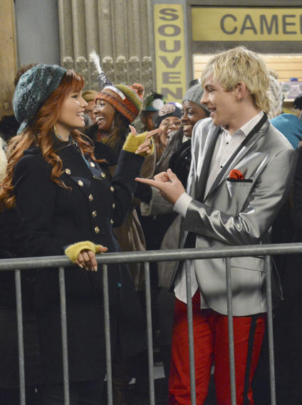 """Jessie"" -- ""Austin & JESSIE & Ally All Star New Year"""