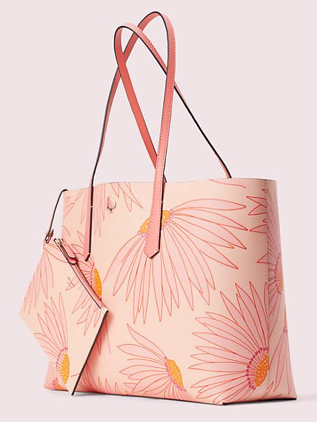 Molly Falling Flower Large Tote. Image via Kate Spade.