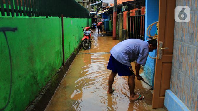 Pemprov DKI Tambah 19 Pompa Air Mobile untuk Tangani Banjir