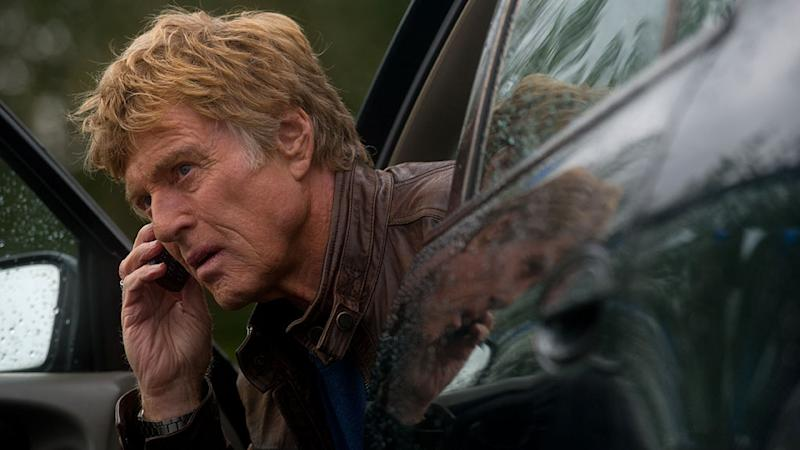 'The Company You Keep': Robert Redford Signed Poster Giveaway & Exclusive Clip