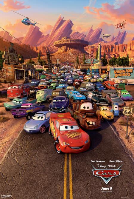 Cars (2006). Image via IMDB.