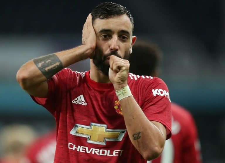 Late blitz saves Man Utd blushes as VAR denies Liverpool