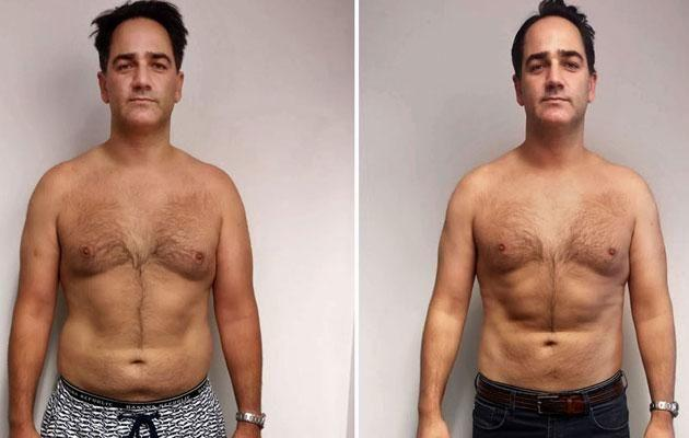 Woah, Wippa has undergone a complete transformation thanks to the help of fitness fanatic Sam Wood. Source: Nova