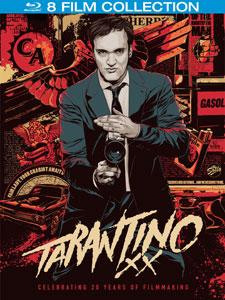 Final 'Tarantino XX' Blu-ray artwork revealed