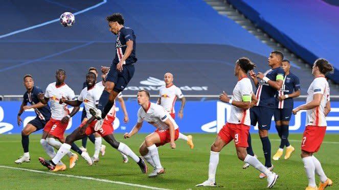 Pertandingan RB Leipzig vs Paris Saint-Germain