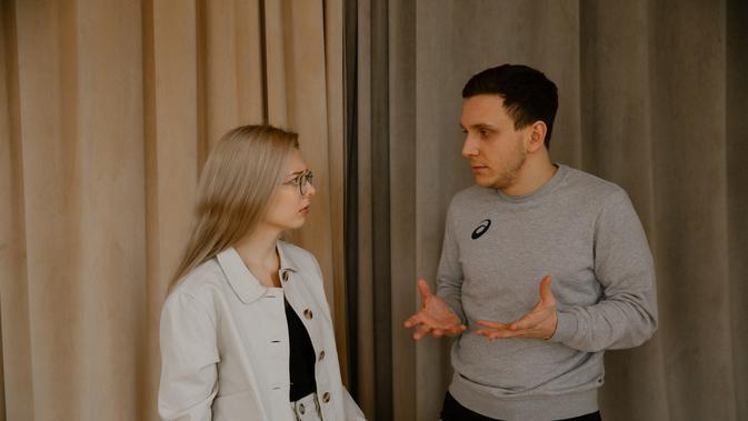 Ilustrasi pertengkaran. Credit: pexels.com/Polina