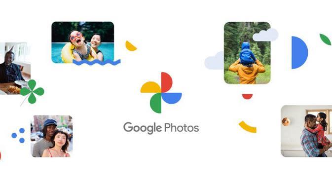 Google Photos yang dirombak kini punya ikon dan tampilan dalam aplikasi yang baru. (Doc. Google)