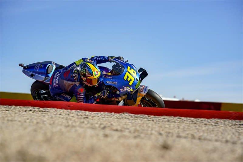 Benahi kualifikasi, duet Suzuki optimistis tebar ancaman di Aragon