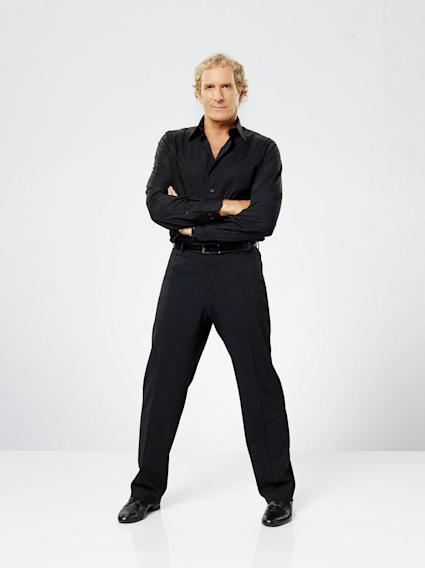 "Michael Bolton has sold more than 53 million records, released 18 studio albums, won multiple Grammys for Best Male Vocalist and countless other honors, all while selling out arenas worldwide. He will compete on the eleventh season of ""Dancing With the Stars."""