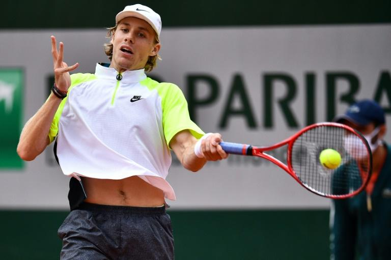Shapovalov fumes at 'trash' scheduling at Roland Garros