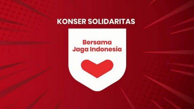 Puluhan Artis Siap Meriahkan Konser Solidaritas Bersama Jaga Indonesia