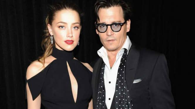 Johnny Depp Tuduh Amber Heard Selingkuh dengan Leonardo DiCaprio