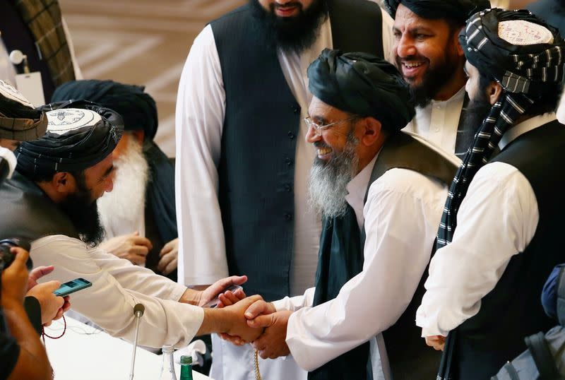 Explainer: Afghan-Taliban peace talks: who, what, where and why