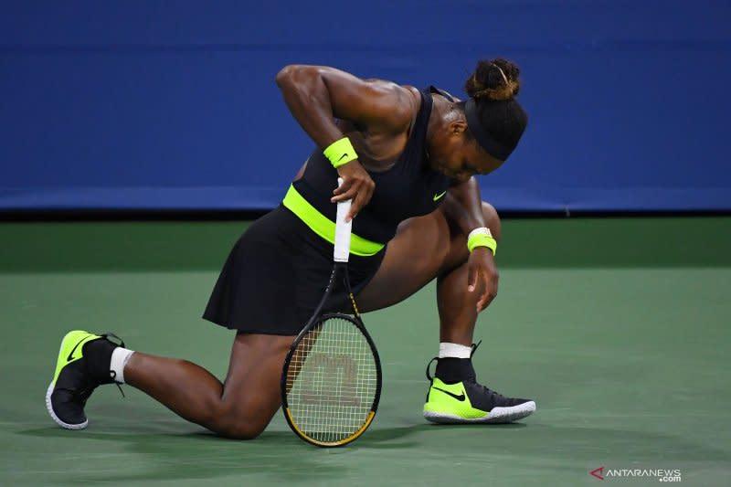 Serena kalah oleh Sakkari di Western and Southern Open