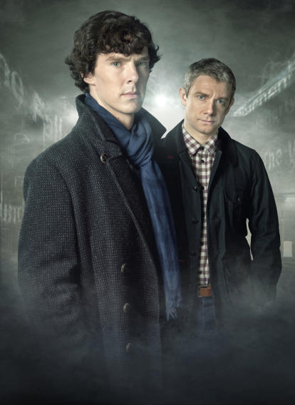 "Outstanding Miniseries/Made for Television Movie: ""Sherlock"""