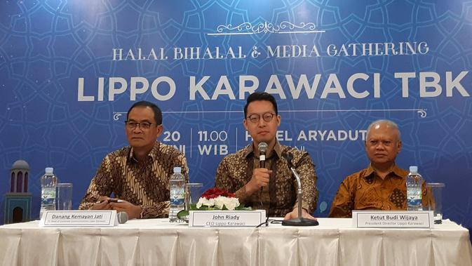 Chief Executive Officer (CEO) PT Lippo Karawaci Tbk (LPKR) John Riady.