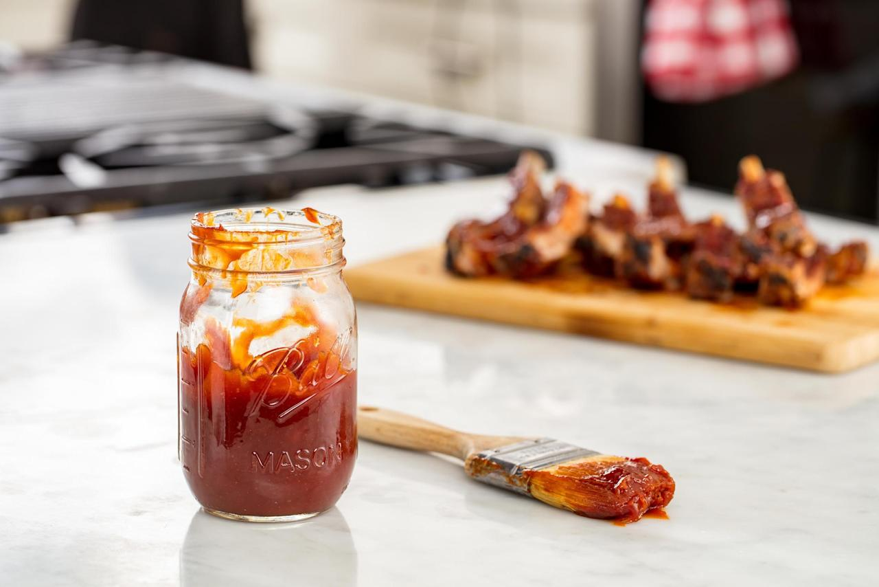 """<p>Next time you're grilling, skip the store-bought ketchup, mayo, and <a href=""""/cooking/g257/barbecue-sauce-recipes/"""">BBQ sauce</a>, and start from scratch. It'll make your burgers, chicken wings, and even salads taste soo much better. Need some grilling inspiration? Try our <a href=""""/cooking/recipe-ideas/g2729/best-burger-recipes/"""" target=""""_blank"""">best-ever burgers</a>.</p>"""