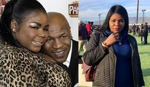 泰森150kg女兒有男友了 減「半個自己」瘦成模特兒
