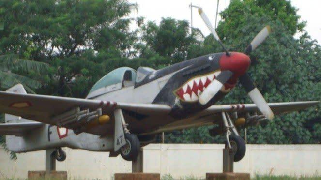 VIVA Militer: P-51 Mustang, Pesawat Hibahan dari Belanda