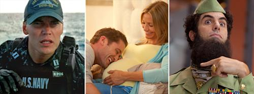 Weekend Picks: 'Battleship,' 'The Dictator' & 'What to Expect When You're Expecting'