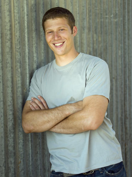 """Friday Night Lights"" Zach Gilford as Matt Saracen"