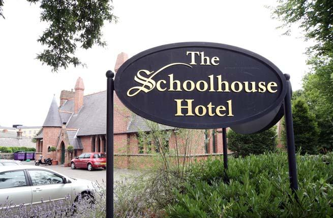 The Schoolhouse Hotel