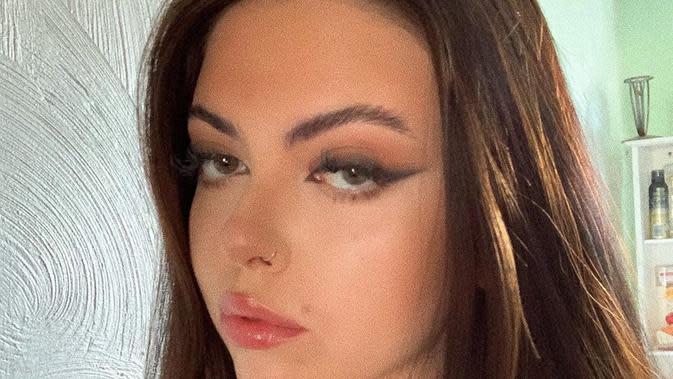 Lorun Elisabeth mendadak viral karena punya wajah mirip Michael Jackson. (Sumber: Instagram/@lorunelisabeth)