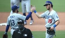 道奇7比5屠教士 率先搶下MLB季後賽門票