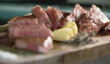 壽喜燒用烤的! 牛蒡絲加清爽紫蘇甜鹹交織