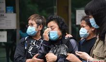 深灣道工業意外泰籍工人遭壓斃 遺2歲兒妻認屍哭斷腸