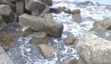 爛泥倒海灘再入海 民質疑疏浚做白工