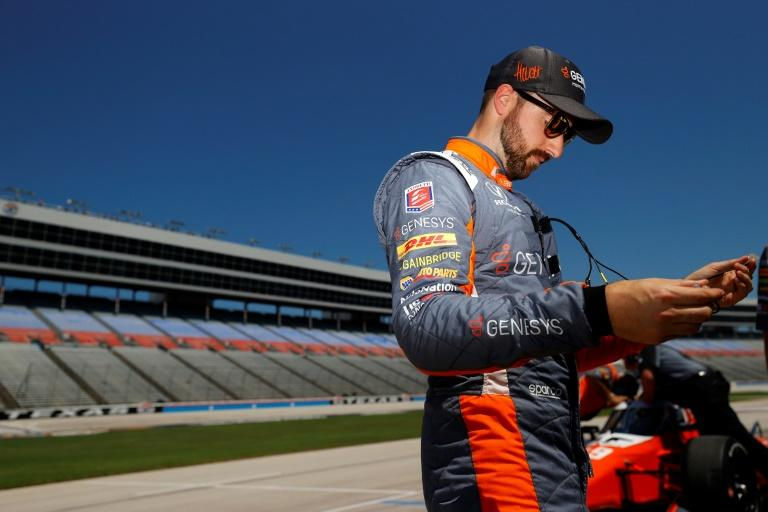 Canada's Hinchcliffe sets first-day Indy practice pace