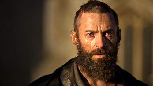 Hugh Jackman turned to self-help and self-dehydration to shape an Oscar-nominated performance in 'Les Miserables'