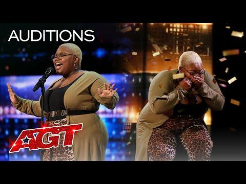 """<p>No one does vocal runs like Cristina does vocal runs. Totally in awe of Cristina's range as she performed """"Gimme Shelter"""" by <strong>The Rolling Stones</strong>, Heidi was quick to slam her hand down on the golden buzzer for the singer.</p><p><a href=""""https://www.youtube.com/watch?v=dMGy_7iBTeE"""">See the original post on Youtube</a></p>"""