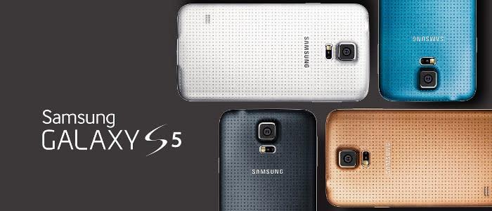 Galaxy S5 thumb
