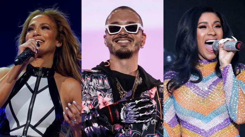 Jennifer Lopez, J Balvin, Cardi B & More Latin Songs to Kick Off the New Year -- Listen
