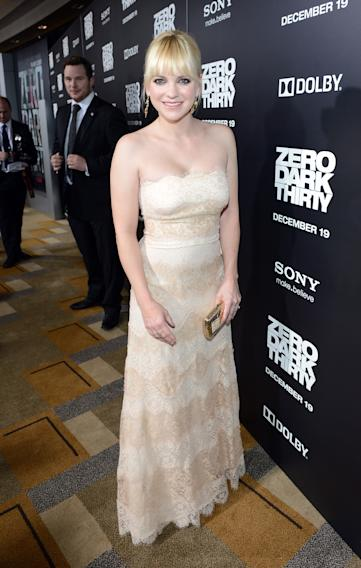 "Premiere Of Columbia Pictures' ""Zero Dark Thirty"" - Red Carpet"