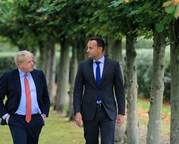 A Brexit deal suddenly seemed less unlikely