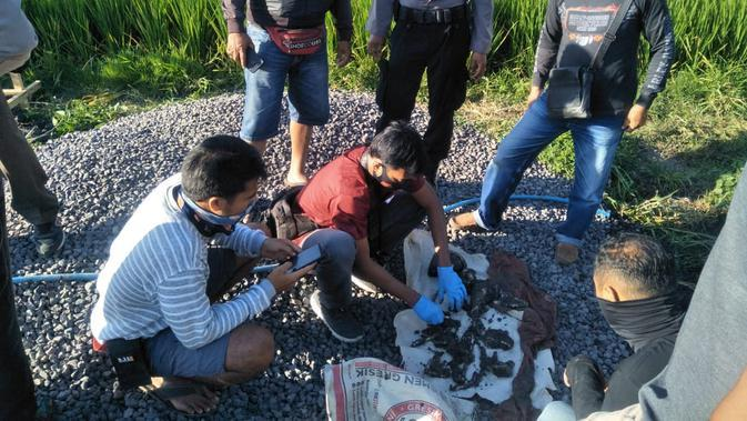 Gali Pondasi Rumah, Buruh Bangunan di Bali Temukan Kerangka Manusia
