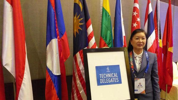 Jadi Technical Delegates Tenis SEA Games 2019, Susan Soebakti Bakal Jaga Netralitas