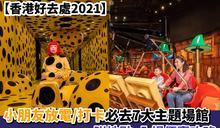【香港好去處2021】小朋友放電/打卡必去7大主題場館 附地點、入場優惠攻略