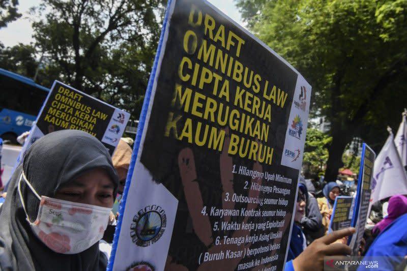 Legislator sorot wacana Lembaga Pengelola Investasi di RUU Ciptakerja