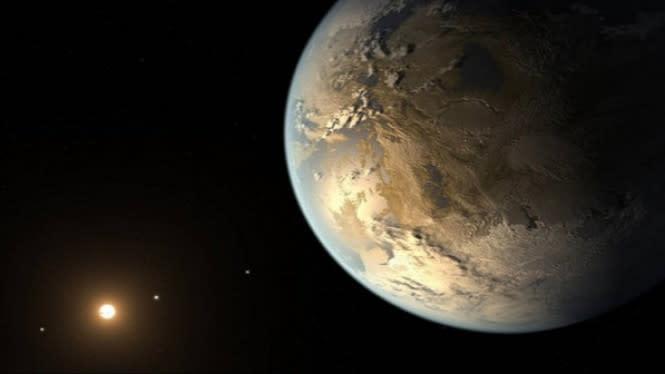 Geger Planet Pi, Sangat Dekat Matahari dan Berputar Seperti Jarum Jam