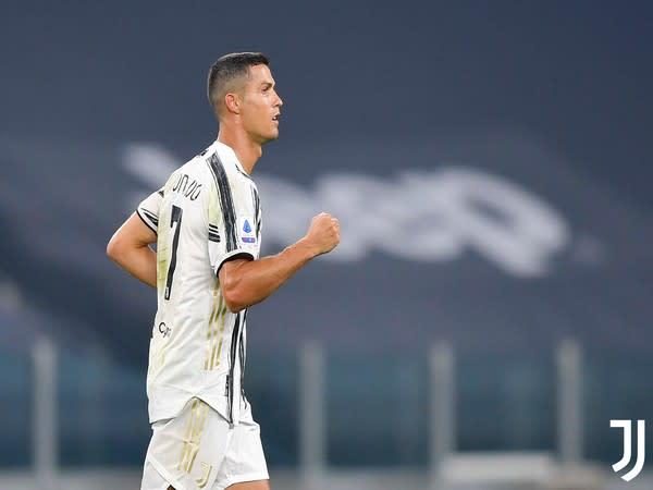 Cristiano Ronaldo (Photo/ Juventus Twitter)