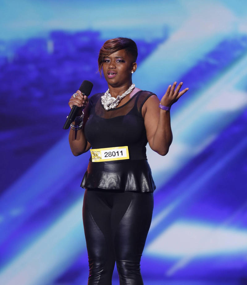 'X Factor' Season 3, Episode 2: Phoning It In